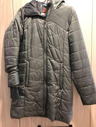 AS NEW CONDITION - COLUMBIA LADIES SMALL LONG DOWN