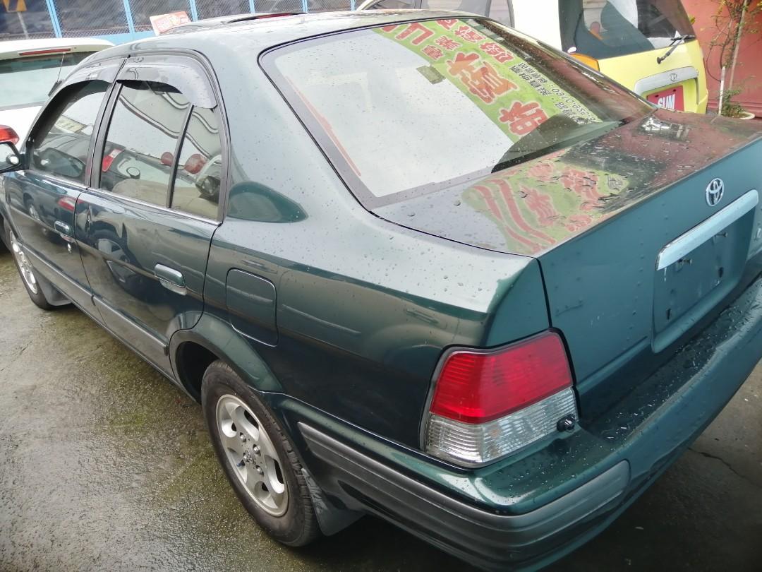 2000年 Tercel 1.5 代步神車