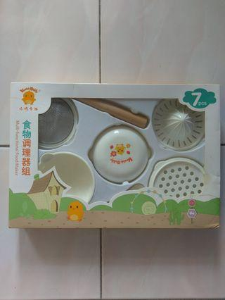 Baby food maker