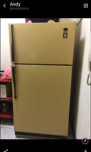惠而浦雙門大冰箱