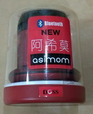 阿希莫智能語音藍牙音箱 Asimom Bluetooth speaker