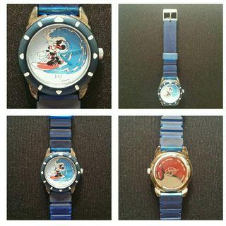 Mickey Mouse Watch.