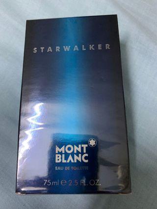 #EST50 Mont Blanc Starwalker perfume