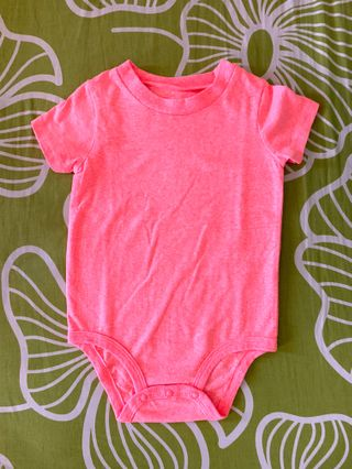 Newborn Cat & Jack Bodysuit 100% Original Other Newborn-5t Girls Clothes