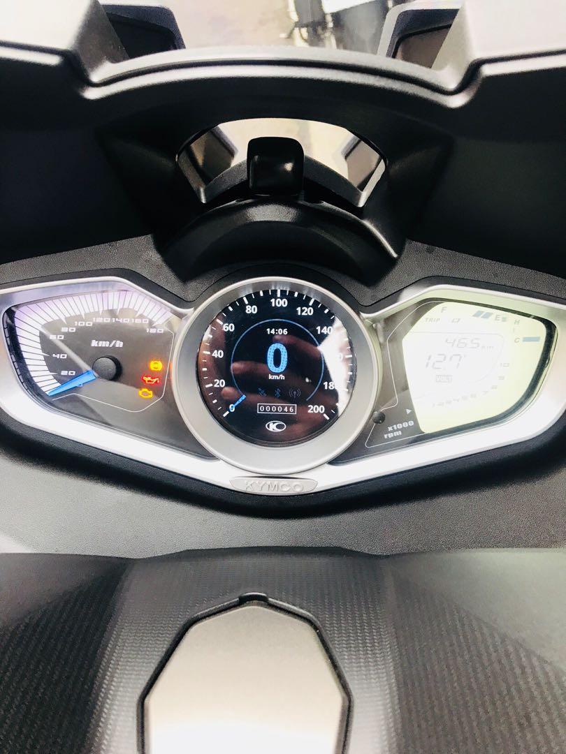 2019年 Kymco Xciting S 400 ABS 刺激 只跑46公里如新車 可分期 免頭款 歡迎車換車 網路評價最優 業界分期利息最低 大羊 黃牌 刺激400 Xmax 可參考