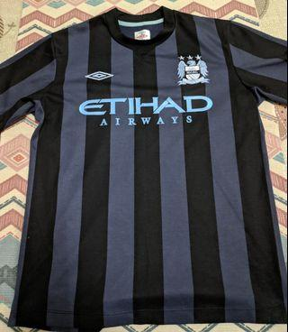 Manchester City Jersey / Jersi
