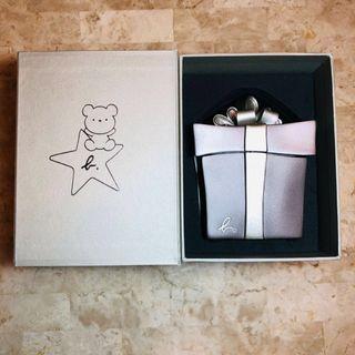agnès b 小熊盒子 飾品盒 收納盒