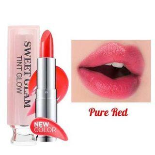 Sweet glam secret key tint glow pure red