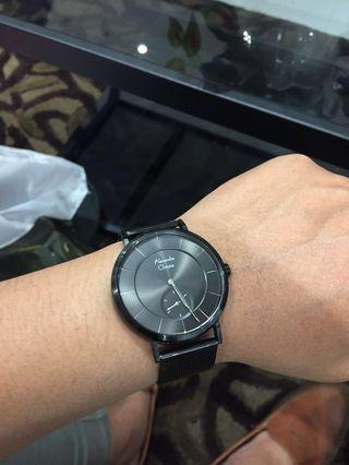 Jam Tangan Pria Wanita Original Alexandre Christie AC8586