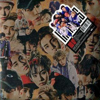 Looking for NCT 127 LIMITLESS VERSION A ALBUM