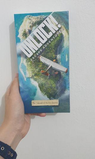Unlock! Escape Adventures (The Island of Doctor Soorse)