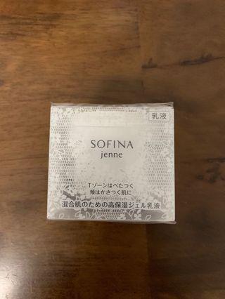 Kao sofina jenne jelly moisturizer 50g!