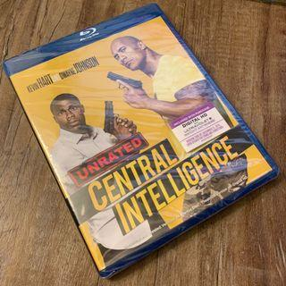 USA Blu-ray Disc 💿Central Intelligence💿 normal mail included in price