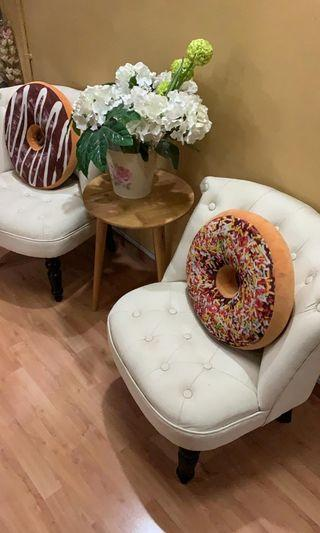 🚚 2 Chairs and Side Table(REDUCED)