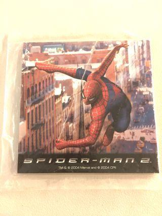 <New> Spider-Man 2 Memo pad