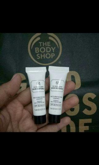 Skin Defence The Body Shop Travel Size 5ml