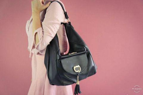 👇Carlo rino soft pu shoulder bag ( with free