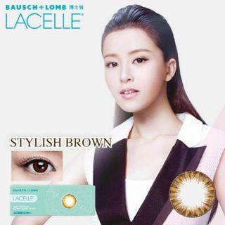 [包郵] 30片 B&L Lacelle 1 Day Con 博士倫日拋隱形眼鏡