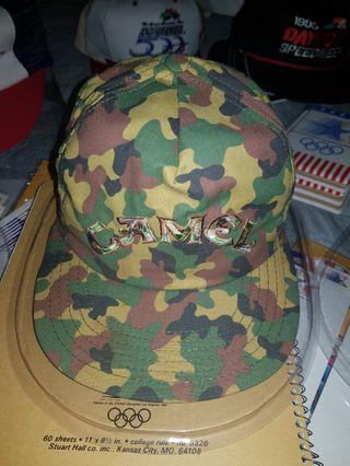 Deadstock nos camel camo caps hats snapback