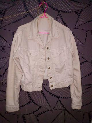Uniqlo jacket denim