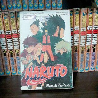 Komik Naruto Vol. 37