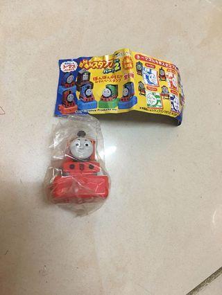 (購物可送)全新 火車頭 Thomas 印仔 扭蛋