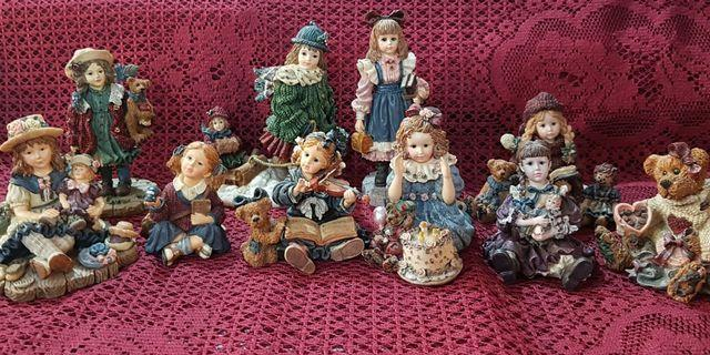 Yesterday's Child The Dollstone Collection Lot of 10