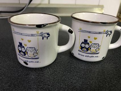 Mini Porcelain Mug