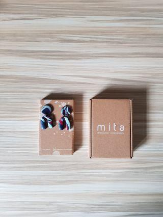 Mita Jewelry Polymer Clay Earrings #endgameyourexcess
