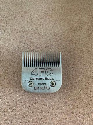 🚚 Andis 4FC 9.5mm Ceramic Edge