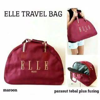 Travel bag new murah
