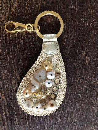 Braccialini key chain
