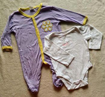 Sleepsuit & Bodysuit
