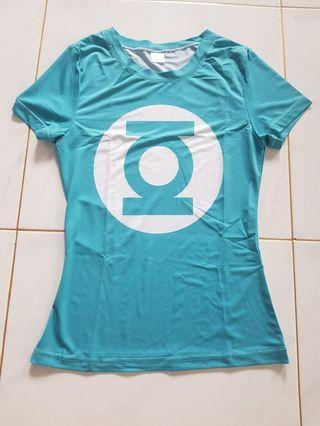 2 pieces only ( L and XL)Green lantern( body Hugging)