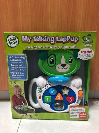 🚚 Leapfrog Talking LapPup