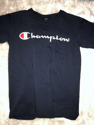 Champion Navy Blue Shirt