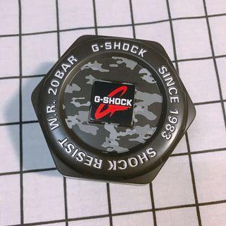 casio 卡西歐 G-Shock 迷彩黑 GA100CF1A9