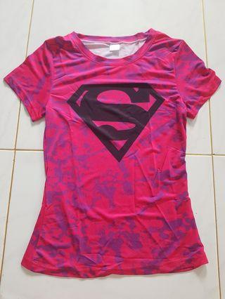 LAST Size XL( Body Hugging Supergirl Top