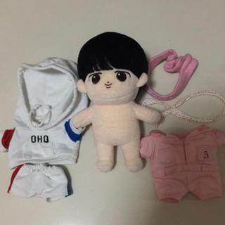 BTS BabyG旻娃一一