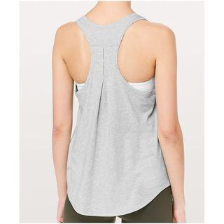 New Lululemon Love Tank *Pleated in HVLS Size 4
