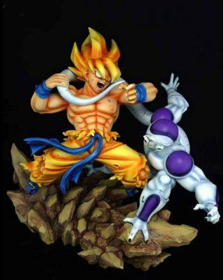 Goku Vs Freiza 1/6 Scale Resin Statue
