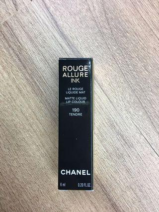 🚚 Chanel 絲絨唇膏 全新 百貨購入