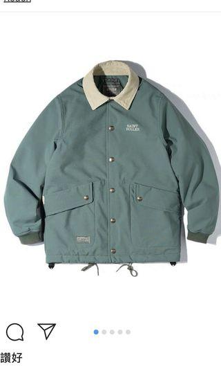 reach hong kong hunting jacket