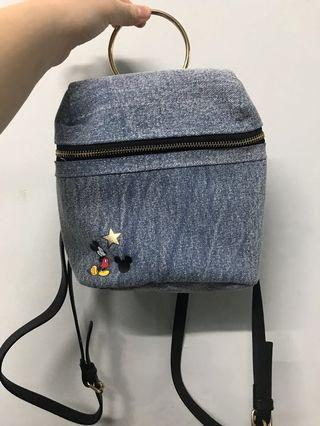 Typo Mickey Mouse backpack (mini)