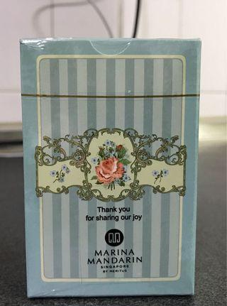 Marina Mandarin Playing Cards