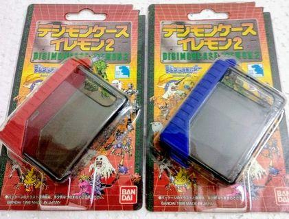 Digimon vpet casing protector 1998 ( can be use on latest digimon X too)