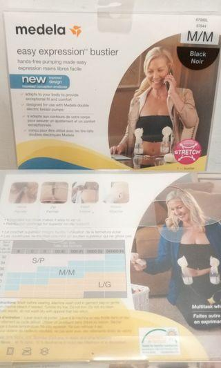 medela easy expression bustier hands-free