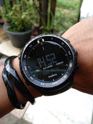 Jam tangan sunnto core black