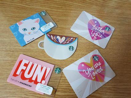 🚚 Starbucks card