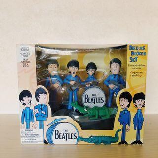 Mcfarlane The Beatles Cartoon Deluxe Boxset Figure #EST50